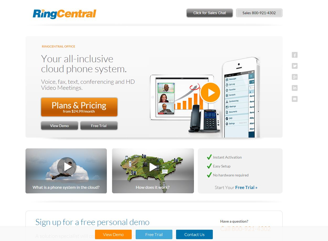 Ringcentral Review